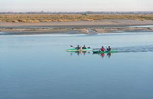 StValery-kayak