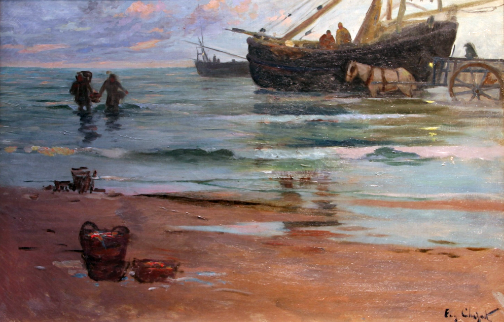 E. Chigot - Musée d'pale - Berck