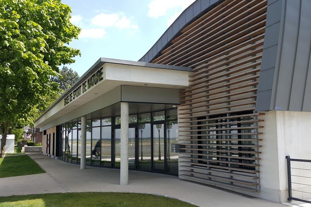 Construction d'une base de loisir à St Valery-sur-Somme