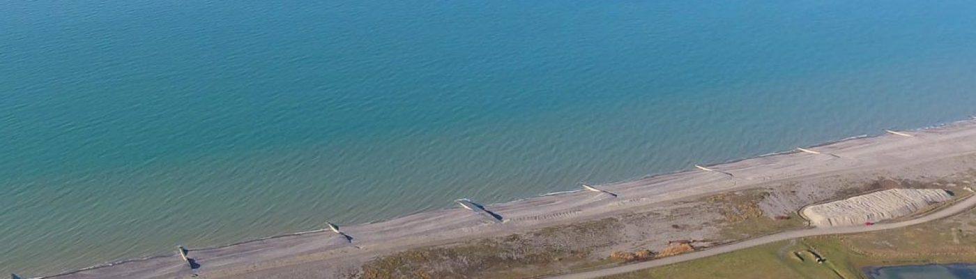 Le littoral picard s'agrandit…