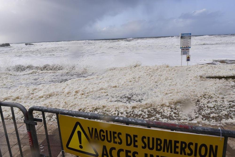 Politique de l'état en matière d'inondation et de submersion marine.